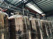 投資精釀啤酒屋需要的原漿啤酒設備多少錢