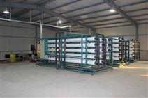 EDI化工廠用超純水高純水設備供應充足