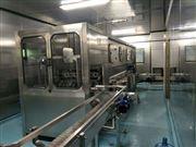 QGF桶装5加仑纯水灌装机生产线
