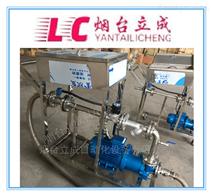 酒精移動式定量裝桶灌裝機