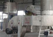 全自动淀粉烘干机设备流程原理
