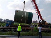 欽州玻璃鋼一體化預制泵站直銷