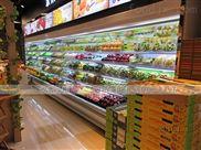 深圳1.8米商用冰柜饮料风幕柜的价格