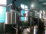 鄂州不锈钢提取罐天城机械定制生产