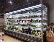长春哪里有卖超市风幕柜蔬菜水果保鲜展示柜