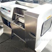 不锈钢土豆350型冻肉切丁机图片