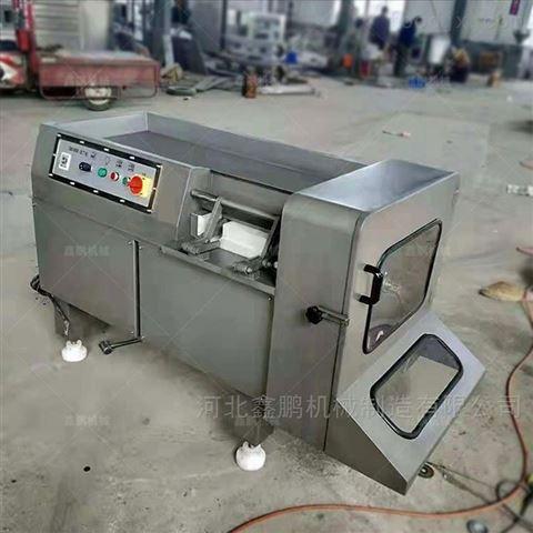 大型仙草蜜350型冻肉切丁机图片