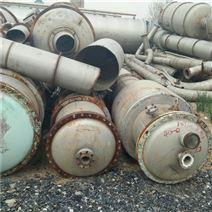 二手25噸不銹鋼降膜蒸發器