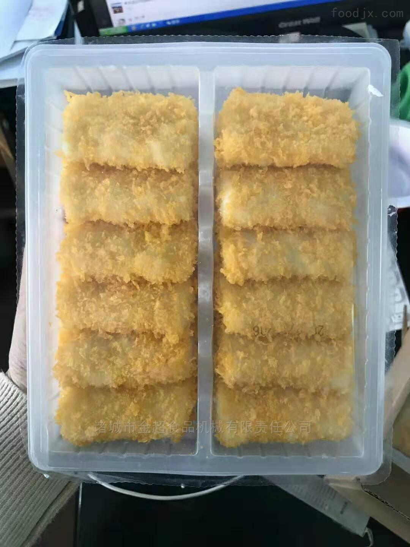 方便食品米糕自动打码封口机