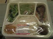 韩国泡菜辣白菜酸菜盒装真空连续封口机