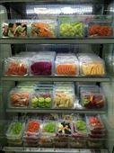 水果沙拉盒装气调保鲜包装机