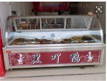 郑州哪有卖商用熟食柜鸭脖柜的