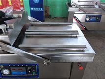 DZ-600/2s辣条零食双室四封条真空包装机