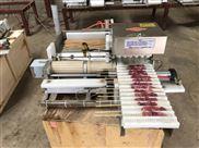 陕西诚泰厂家直销全自动羊肉穿串机穿串机视频