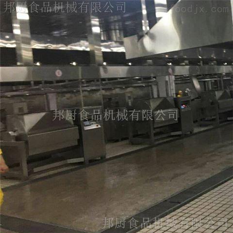 整套中央厨房生产线-麻辣烫底料炒锅介绍
