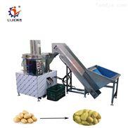 芒果土豆去皮机果蔬清洗去皮设备土豆削皮机