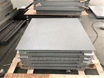 1-3吨地磅配上海耀华A12显示仪表碳钢秤体