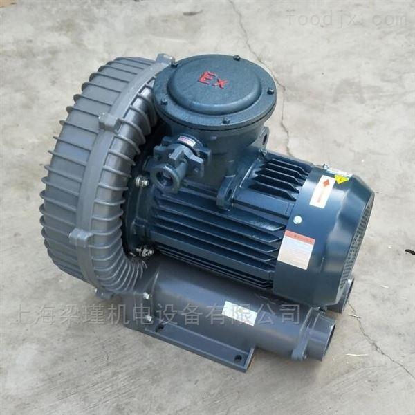 热风机配套设备防爆高压鼓风机