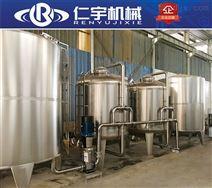 直销不锈钢水箱 304环保原水处理供水设备