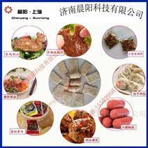 大豆组织蛋白肉生产线
