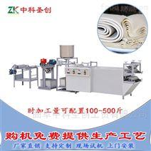 豆腐皮机械设备,多功能千张机厂家直销