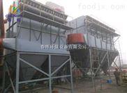 一吨小锅炉64袋单机脉冲除尘器厂家外形尺寸