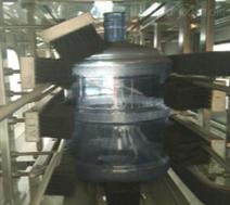 直线刷桶机