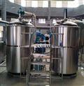 小型自釀啤酒設備廠需要的設備