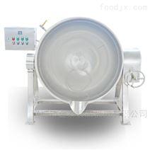 300L半自动糖稀夹层锅
