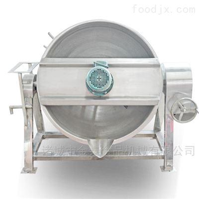 不锈钢200L可倾式夹层锅