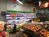 成都超市风幕柜一般使用什么样式的