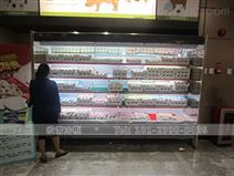 江苏超市风幕柜有哪些款式与尺寸规格