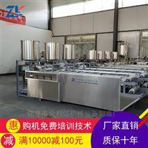 安庆自动豆腐皮机 千张豆皮机厂家