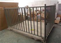 DCS-HT-D1.5*2m牲畜电子平台秤 2T称猪围栏电子地磅