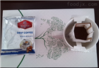 XY-188挂耳咖啡包装机内外袋