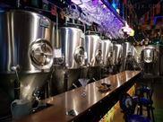 河北100升啤酒设备 精酿啤酒.设备价格