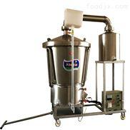 純糧自釀自蒸白酒設備