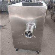 多功能不锈钢冻肉绞肉机,商用立式碎肉机