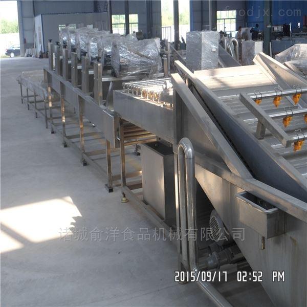 玉米加工成套设备玉米清洗机