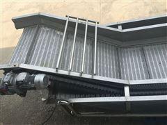 SUS304食品级不锈钢冲孔板链厂家