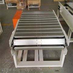 宁津威诺定制机械零配件板链式输送流水线