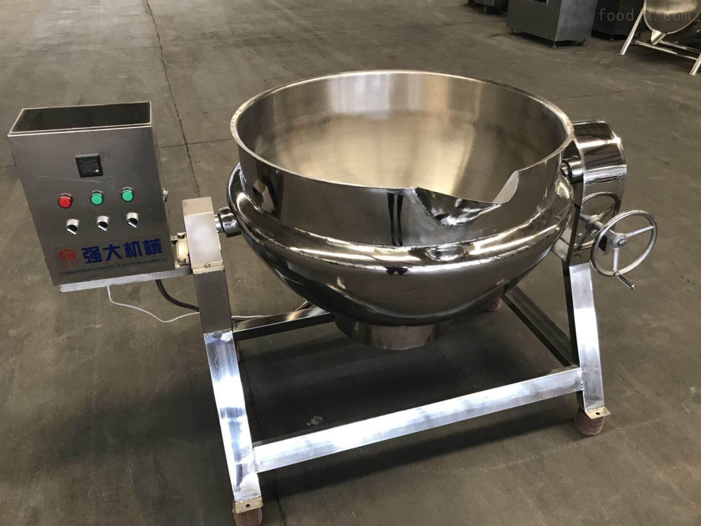 猪下货蒸煮锅 电加热夹层锅