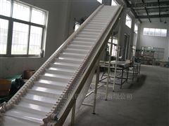 不锈钢提升爬坡皮带输送机