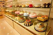 蛋糕展示柜-陕西西安哪里有卖蛋糕柜前后开门糕点柜
