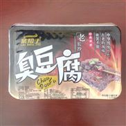 盒裝魚豆腐包裝封口機