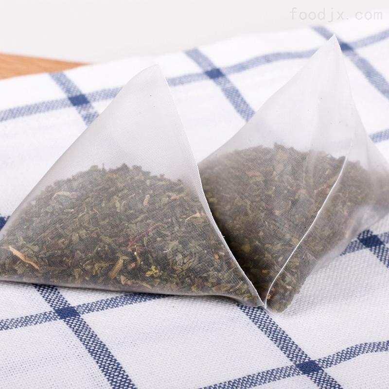 三角包沙棘红茶袋立式包装机