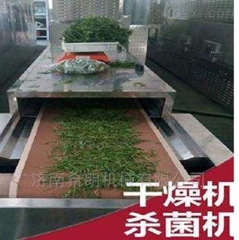 40HMV 雅安绿茶杀青机厂家 山东希朗微波