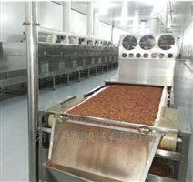 50hmv 济南鱼饲料干燥设备厂家 希朗微波