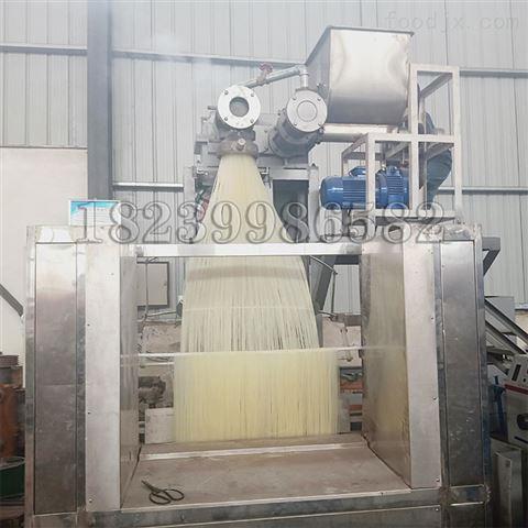 恩施大型分體式雜糧米線機多功能米粉機