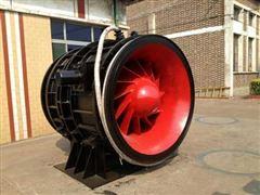 GLB双向短结构全贯流泵潜水型